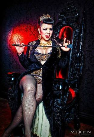 tenue halloween 2017 amour sucre